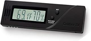 Cigar Oasis Caliber IV Digital Hygromter by Western Humidor - Highest rated digital hygrometer for the cigar industry