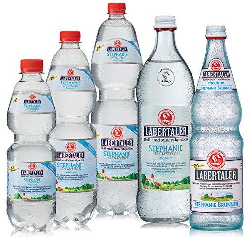 Stephanie Brunnen Mineralwasser 0,7l (medium)