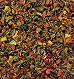 Red & Green BELL Peppers 2 Pounds Bulk Bag-Heat Sealed to Maintain Freshness-Crushed & Dried Spice...