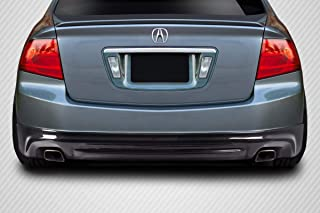 Carbon Creations Replacement for 2004-2008 Acura TL Aspec Look Rear Lip