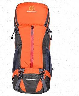 Jtoony Mochila de Senderismo Mochila de Alpinismo Gran Capacidad Ocio Viajes Viajes Caminando Camping Camping Neutral Hombros multifuncionales adecuados para Uso al Aire Libre Macutos de Senderismo