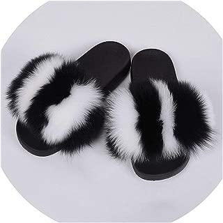 Surprise S Slippers Slides Flip Flops Casual Sandals Plush Shoes