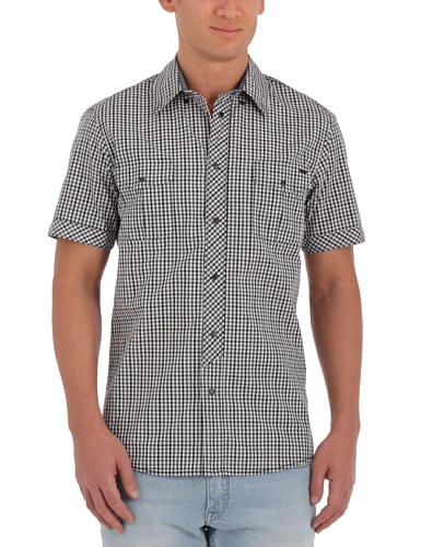 O'Neill Lm The Slant Chemise Manches Courtes Homme Rayure Noire S