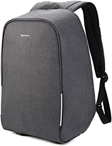 KOPACK 15 6 inch Anti Theft Laptop Backpack with USB Charging Port Wat...
