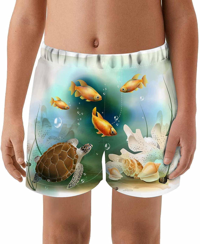 Beabes Underwater 5 ☆ popular World Boys Swim Suits Trunks Swimwear Bathing Import