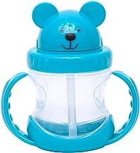U-Grow Baby Bear Feeding Learning Cup with Handle-210ml