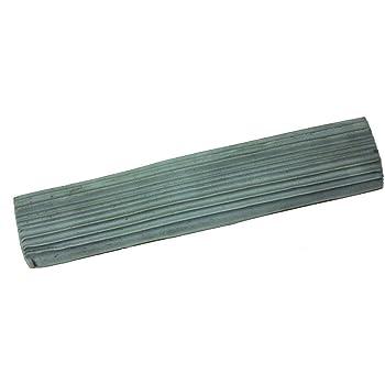 Vigor 231044 Recharge Éponge PVA pour Balai Épongeur, NoirArgent, 35 x 11,5 x 5 cm
