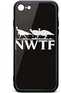 Personalised iPhone 6 Case National-Wild-Turkey-Federation-Logo- Anti-Scratch&Fingerprint iPhone 6s Covers Heavy Duty Scratch-Resistant Rubber iPhone 6/6s Cases