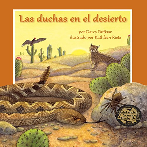 Las Duchas en el Desierto [The Showers in the Desert] audiobook cover art