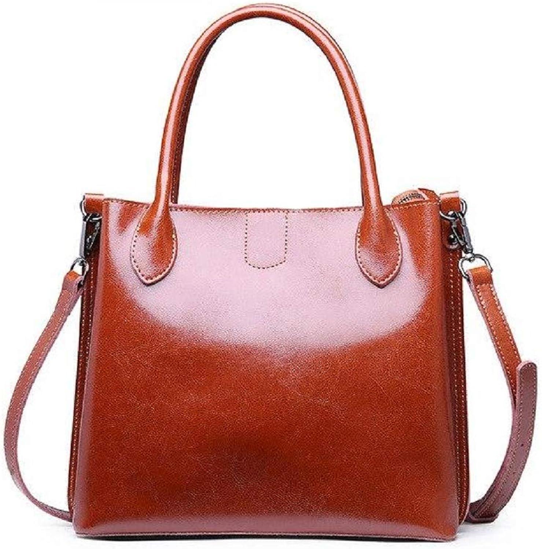 BagPrime Vintage Genuine Leather Satchel Handbags & Crossbody bags