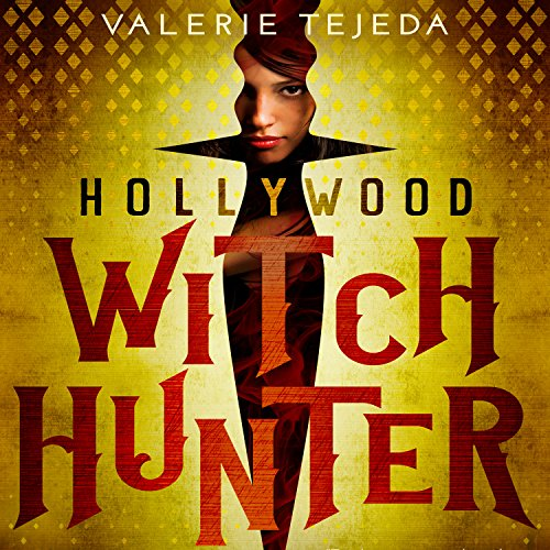 Hollywood Witch Hunter cover art