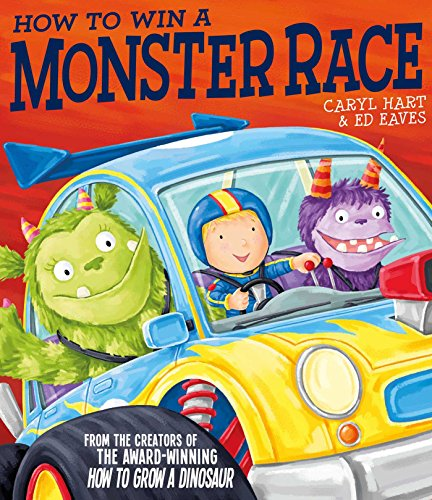 How to Win a Monster Race (English Edition)
