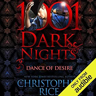 Dance of Desire     1001 Dark Nights              By:                                                                                                                                 Christopher Rice                               Narrated by:                                                                                                                                 Natalie Ross                      Length: 4 hrs and 46 mins     7 ratings     Overall 4.1