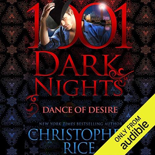 Dance of Desire audiobook cover art