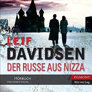 Der Russe aus Nizza [The Russian from Nice] Titelbild