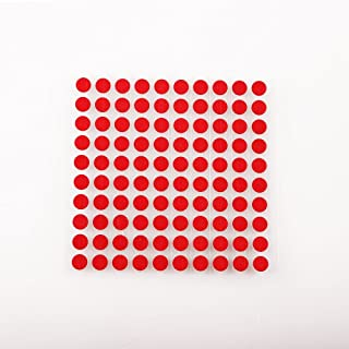 100pcs 5mm Water Damage Sticker Liquid Submersion Indicators on Cell Phone Mobile Phone LCD Pannel Display Screen Repair