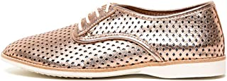 ROLLIE Derby Punch Overlay Womens Shoes Flats Shoes