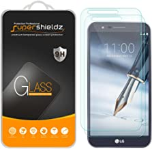 (2 Pack) Supershieldz for LG (Stylo 3 Plus) Tempered Glass Screen Protector Anti Scratch,..