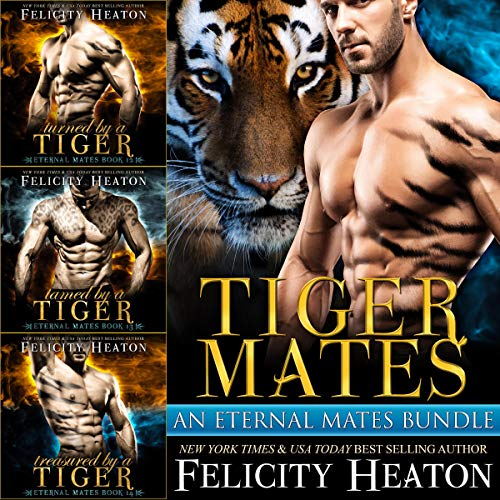 Tiger Mates Shifter Romance Box Set  By  cover art