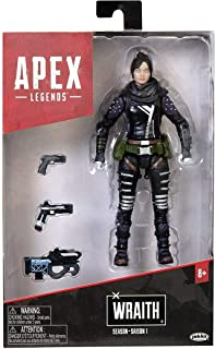 Apex Legends Wraith エーペックスレジェンズレイスアクションフィギュア15cm [並行輸入品]