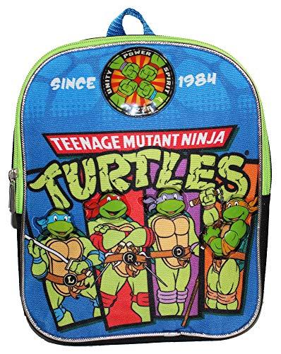 TMNT backpack Teenage Mutant Ninja Turtles Toddler Backpack 10 Inch