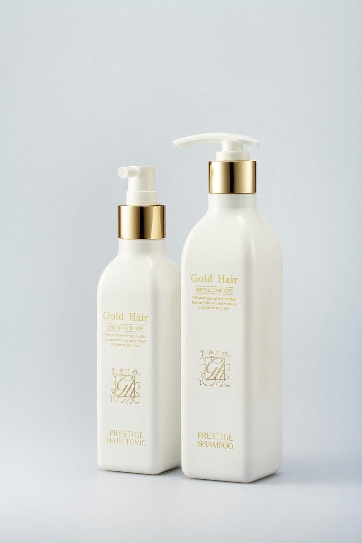 ゴールドヘア育毛シャンプー&トニック 漢方シャンプー /Herbal Hair Loss Fast Regrowth Gold Hair Loss Shampoox1ea & Gold Hair Oriental Herbal Hair TonicX1ea[海外直送品] [並行輸入品]
