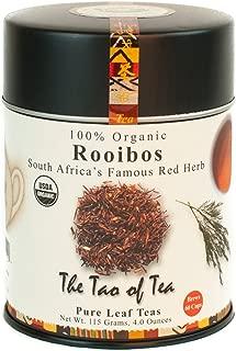 The Tao of Tea, Rooibos Tea, Loose Leaf, 4 Ounce Tin