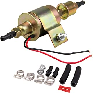 External Electric Fuel Pump Universal 5-9 PSI 30 GPH