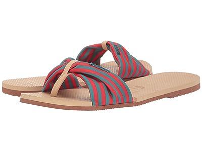 Havaianas You Saint Tropez Sandals (Ivory) Women