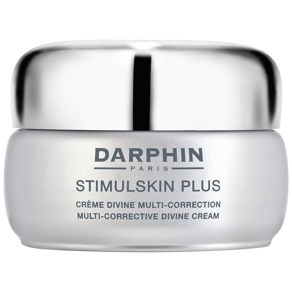配列日常的にファシズムスティプラスマルチ是正神のクリームダルファン、50ミリリットル (Darphin) (x2) - Darphin Stimulskin Plus Multi-Corrective Divine Cream, 50ml (Pack of 2) [並行輸入品]