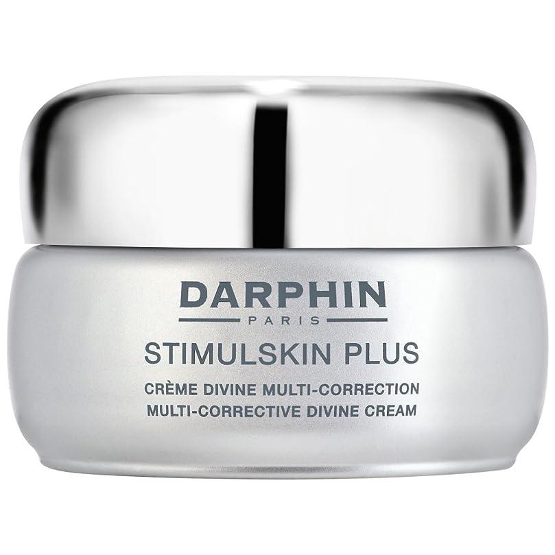 建てる競合他社選手障害スティプラスマルチ是正神のクリームダルファン、50ミリリットル (Darphin) - Darphin Stimulskin Plus Multi-Corrective Divine Cream, 50ml [並行輸入品]
