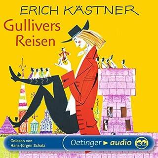 Gullivers Reisen                   Autor:                                                                                                                                 Erich Kästner                               Sprecher:                                                                                                                                 Hans-Jürgen Schatz                      Spieldauer: 1 Std. und 49 Min.     19 Bewertungen     Gesamt 4,2