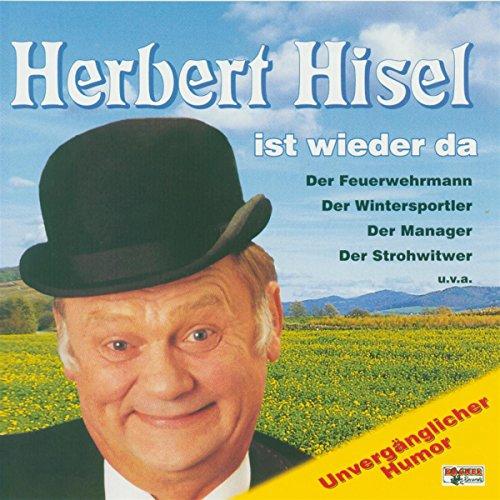 Herbert Hisel ist wieder da Titelbild