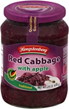 Hengstenberg Red Cabbage With Apple 24.3 OZ(Pack of 4)