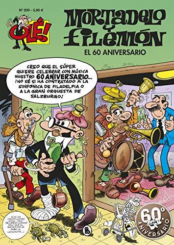 El 60 aniversario (Olé! Mortadelo 209)
