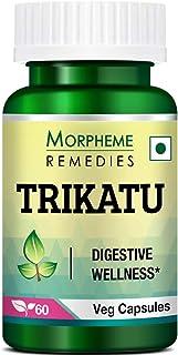 Morpheme Remedies Trikatu 500 mg - 60 Veg Capsules