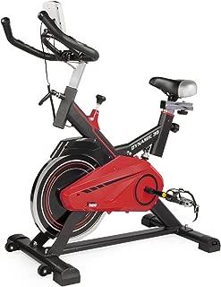 XtremepowerUS Dynamic 30 Indoor Fitness Bike, 29 Lbs Flywheel