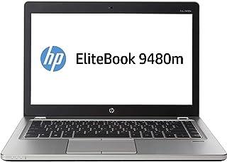 """HP Elitebook Folio 9480m Intel Core i5 4310u 2.00Ghz Processor 8Gb Ram 128Gb Solid State Drive 14.1"""" Display Display Port ..."""