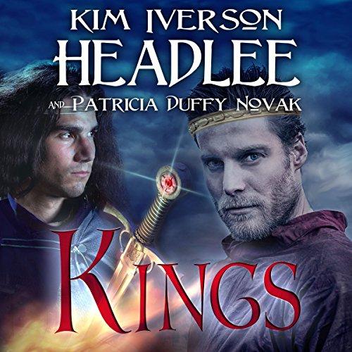 Kings audiobook cover art