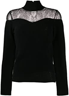 FENDI Luxury Fashion Womens FZY867A8USF0GME Black Jumper | Fall Winter 19