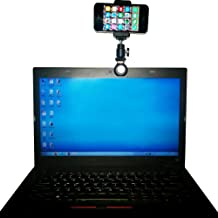 attach laptop to tripod