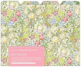 V&A William Morris Garden File Folder by Galison (2013) Paperback