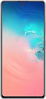 هاتف سامسونج جالكسي اس 10 لايت ثنائي شرائح الاتصال - سعة تخزين 128 جيجا وذاكرة رام 8 جيجا - الجيل الرابع ال تي اي - بريسم ...
