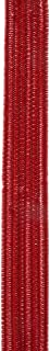 "Darice Chenille Stems (25pc), Burgundy – Perfect for Craft Projects – Classic Pipe Cleaners are Easy to Bend to Create Shapes, Objects - Great for Kids, Classrooms, Home and More – 6mm x 12"" Long"