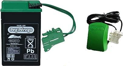 UPSBatteryCenter Compatible Replacement for Peg Perego 6V Polaris Sportsman 500 Battery