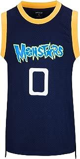 JOLISPORT Barack Obama 23# Punahou High Basketball Jersey Commemorative Edition All Stitched White S-XXXL