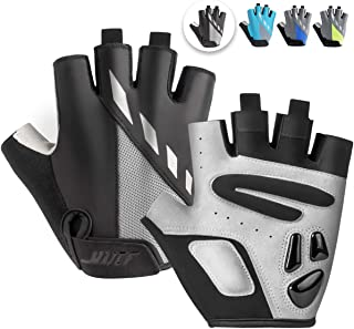 MAJCF Cycling Gloves Men,Mountain Bike Gloves,Bicycle...