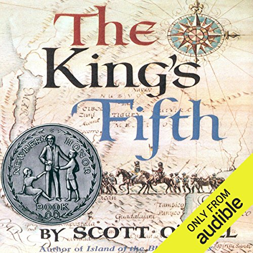 The King's Fifth  audiobook cover art