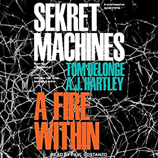 A Fire Within cover art