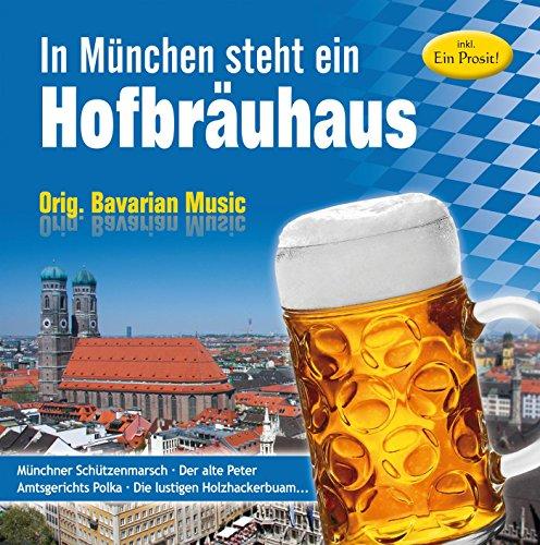 Im Hofbräuhaus geht´s Bier net aus